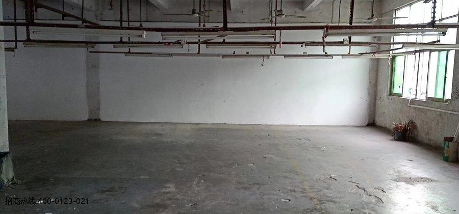 G2892  深圳龙岗南联厂房出租分租 400-800平可分割出租 18元/平