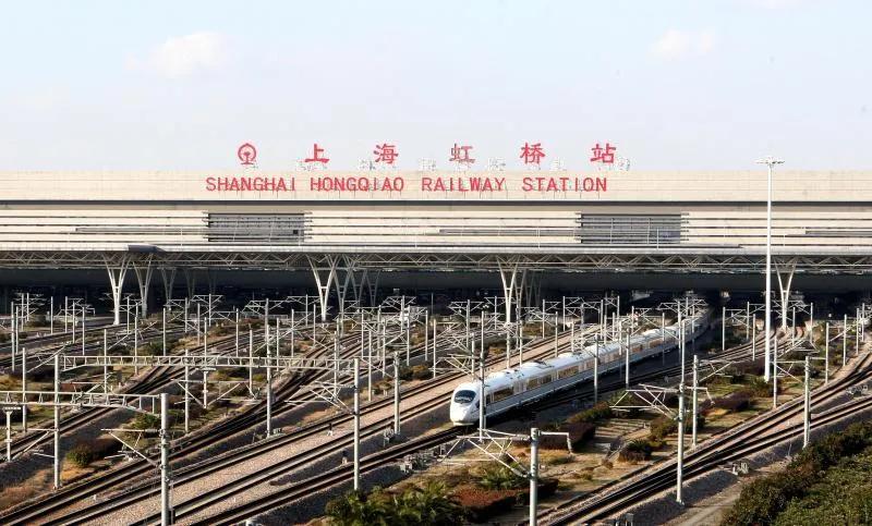 高铁调图后上海到长三角主要城市车次更多、时间更短!