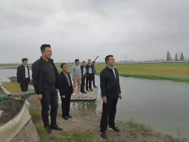 【关注】沙河营镇赴江苏省开展招商引资活动