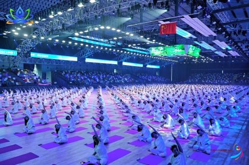 长三角最美中国健身瑜伽秀家乡主题赛·无锡站暨2021中国(无锡)国际瑜伽节成功举办