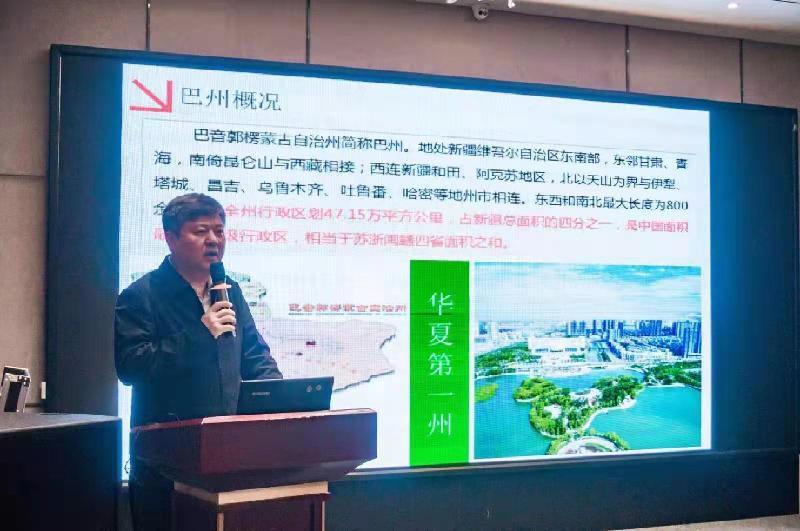 和硕县委书记张峰带队赴浙江、河南招商引资 助推经济高质量发展