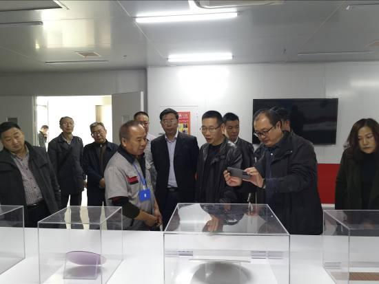 四川乐山市组团赴自贡考察对台招商引资