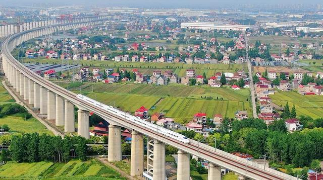 长三角城际、市域铁路建设重点来了