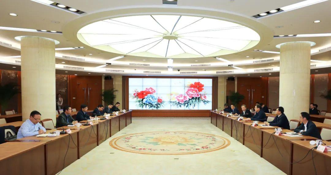 安徽省桐城市党政代表团来昆考察