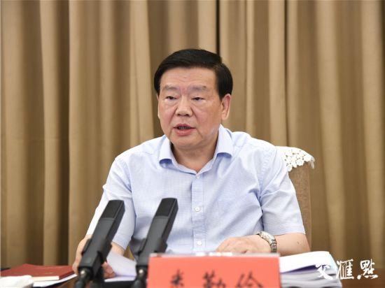 江苏省推进长三角一体化发展领导小组举行第二次全体会议娄勤俭主持吴政隆出席
